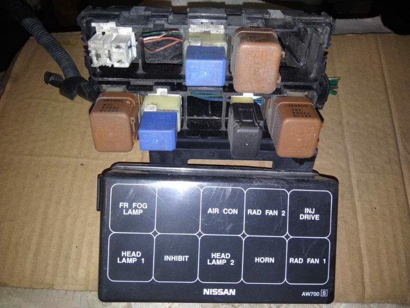 Блок предохранителей Nissan Primera WTP12 QR20(DE) (б/у)