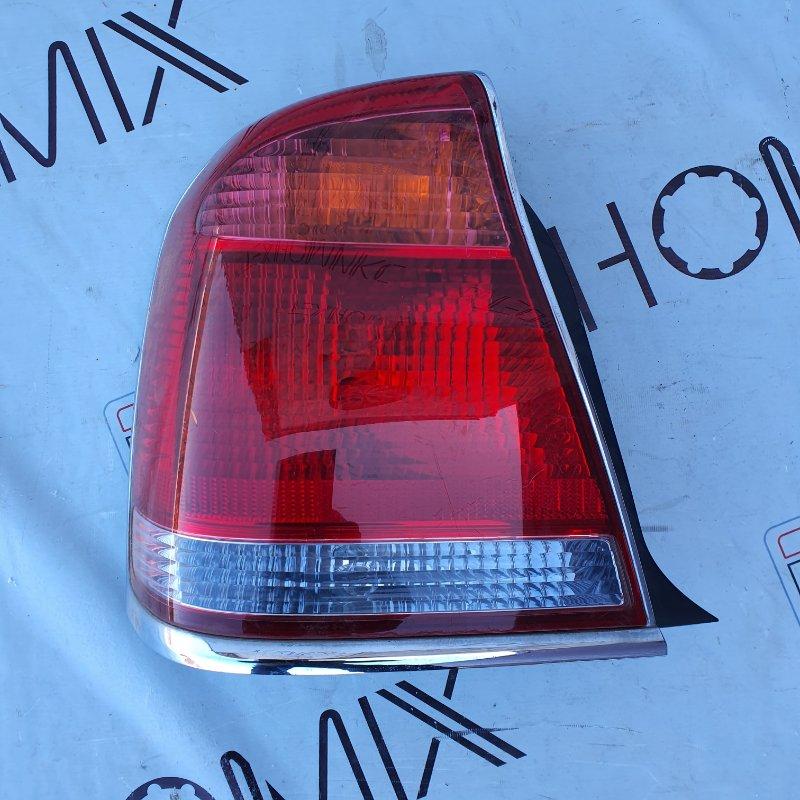 Стоп-сигнал Toyota Crown Majesta UZS171 левый (б/у)