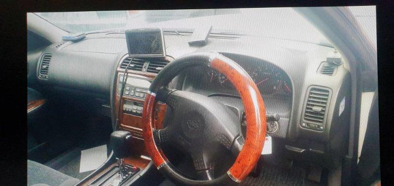 Обшивка стойки кузова Nissan Gloria MY33 передняя (б/у)