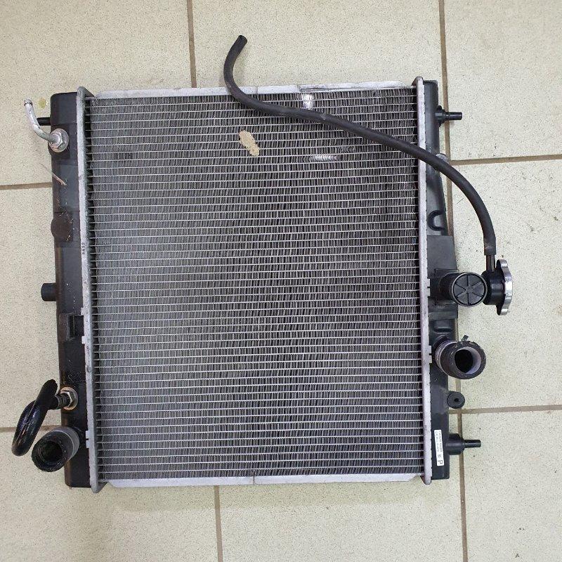 Радиатор основной Nissan Cube YZ11 HR15(DE) (б/у)