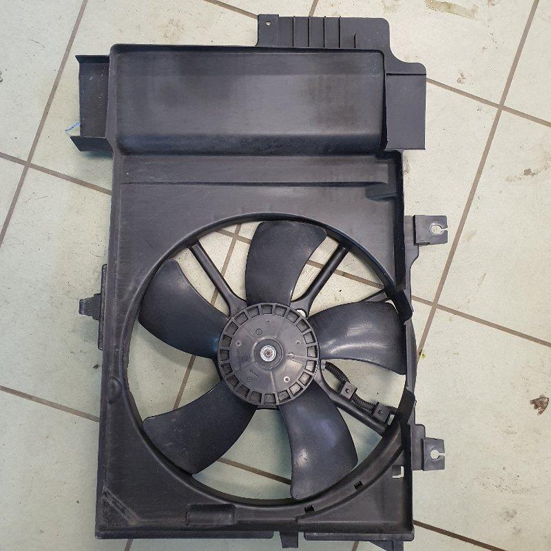Вентилятор радиатора Nissan Cube YZ11 HR15(DE) 2008 (б/у)