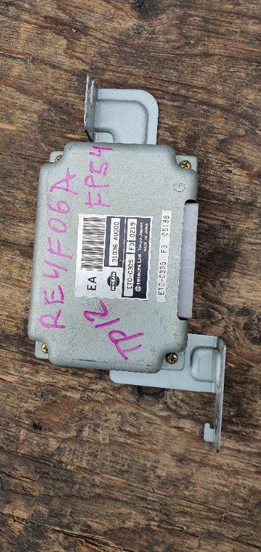 Блок управления акпп Nissan Primera TP12 QR20(DE) (б/у)