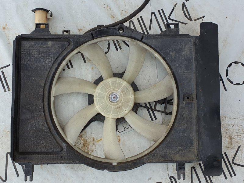 Вентилятор радиатора Toyota Ractis NCP100 1NZ-FE (б/у)
