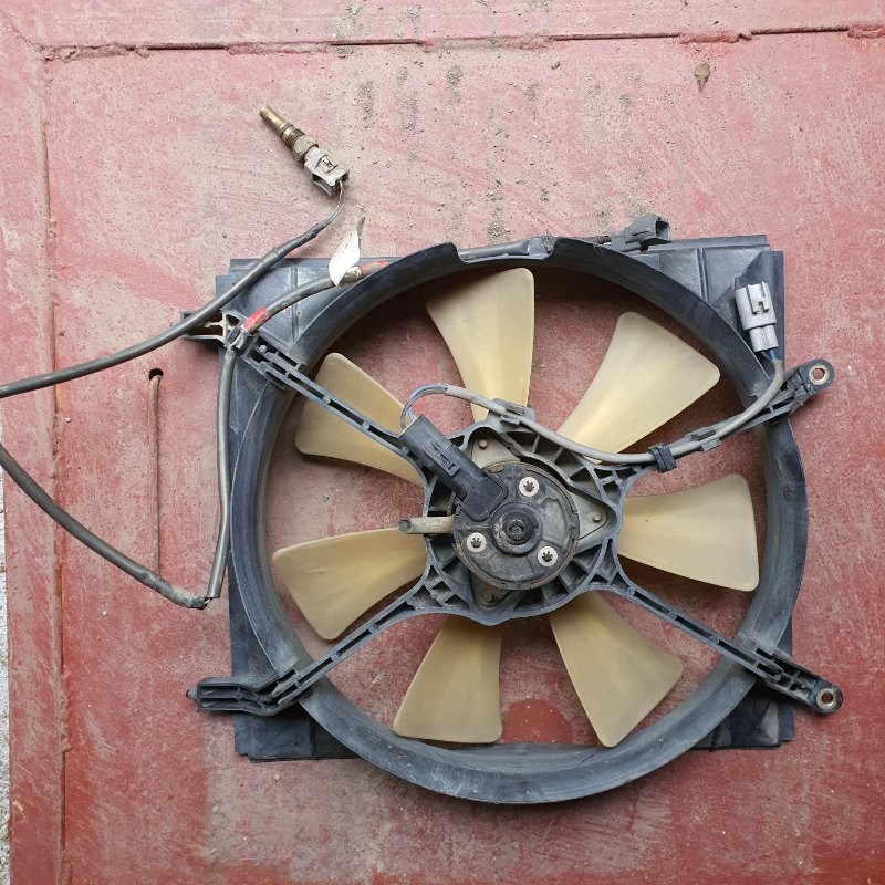 Вентилятор радиатора Toyota Windom MCV21 2MZ-FE (б/у)