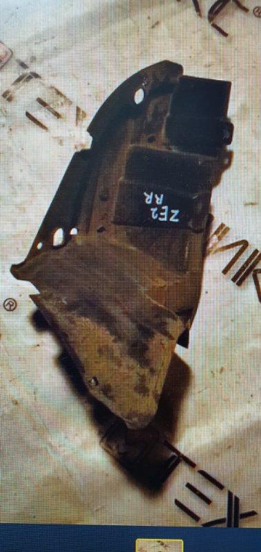Подкрылок Honda Insight ZE2 LDA 2009 задний правый (б/у)