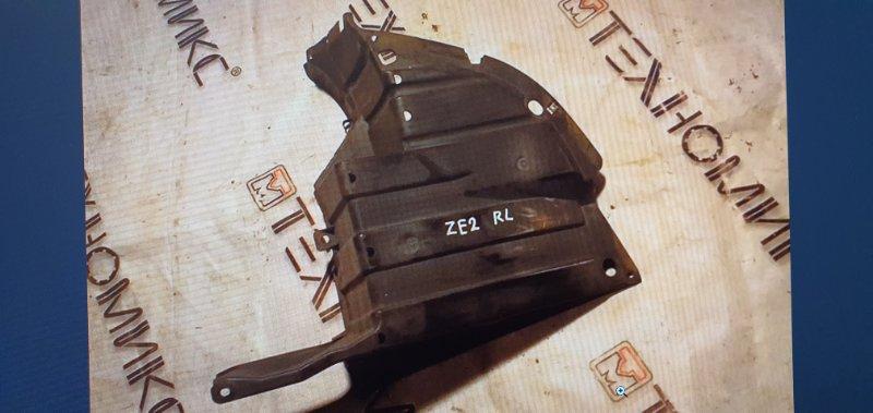 Подкрылок Honda Insight ZE2 LDA 2009 задний левый (б/у)