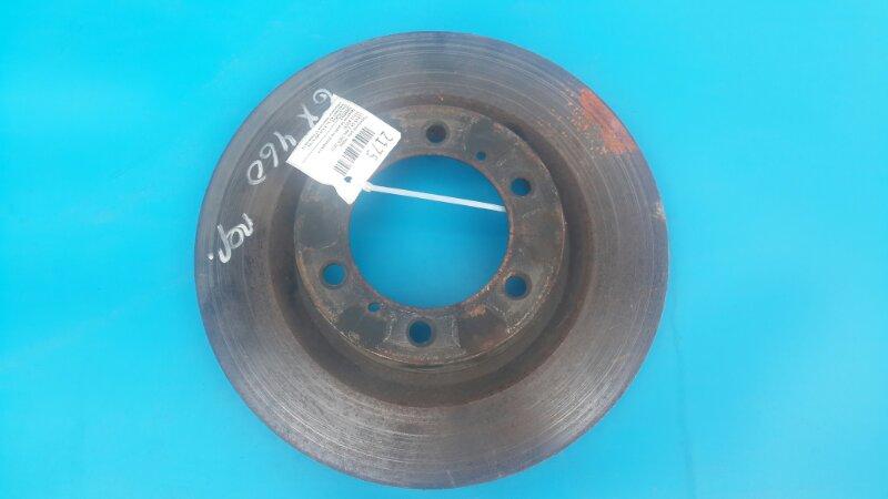 Тормозной диск Lexus Gx 2 460 2009 передний (б/у)
