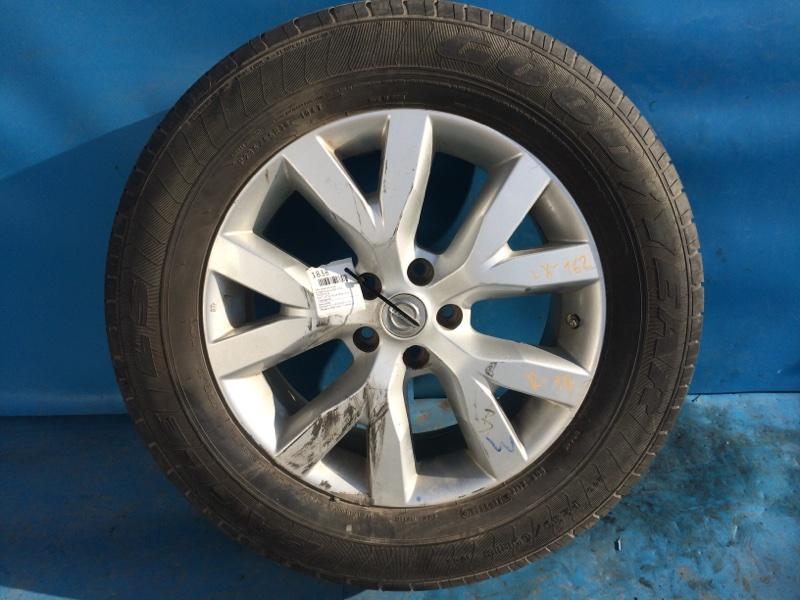 Диск колесный литой Nissan Murano 2002 (б/у)