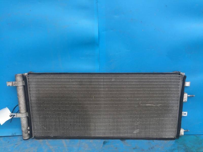 Радиатор кондиционера Ford Fusion 1.6 ECOBOOST 2014 (б/у)