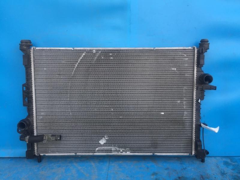 Радиатор охлаждения двигателя Ford Kuga 2 2.0 ECOBOOST 2012 (б/у)