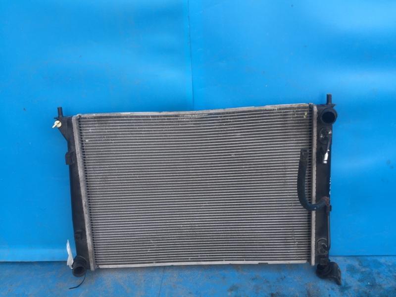 Радиатор охлаждения двигателя Kia Soul 2.0 2009 (б/у)