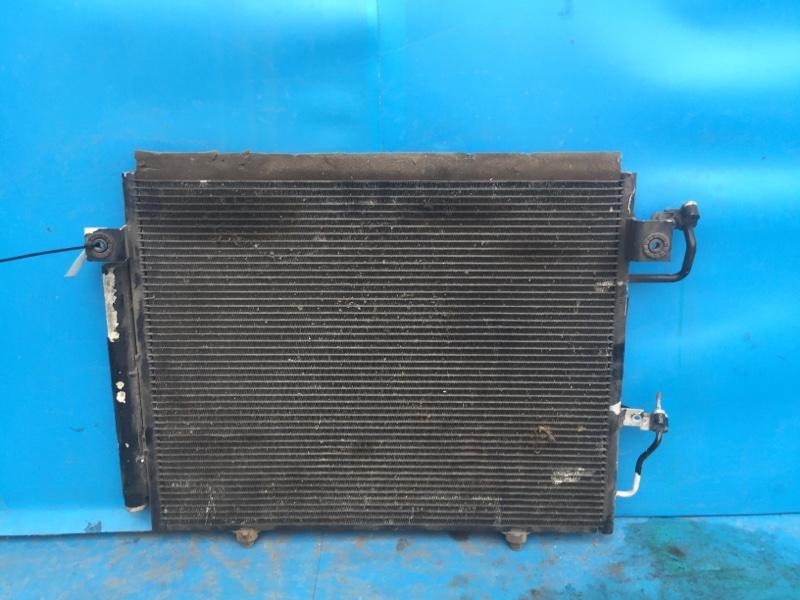 Радиатор кондиционера Mitsubishi Pajero 3 3.2 2004 (б/у)