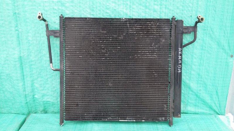 Радиатор кондиционера Nissan Armada 5.6 I 2004 (б/у)