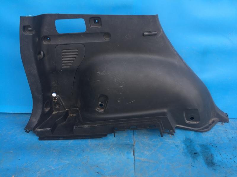 Обшивка багажника Toyota Rav4 Xa30 2006 задняя левая нижняя (б/у)