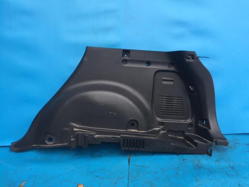 Обшивка багажника Toyota Rav4 Xa30 2006 задняя правая нижняя (б/у)