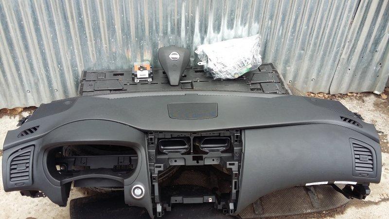 Подушка безопасности Nissan Teana L33 2014 передняя (б/у)
