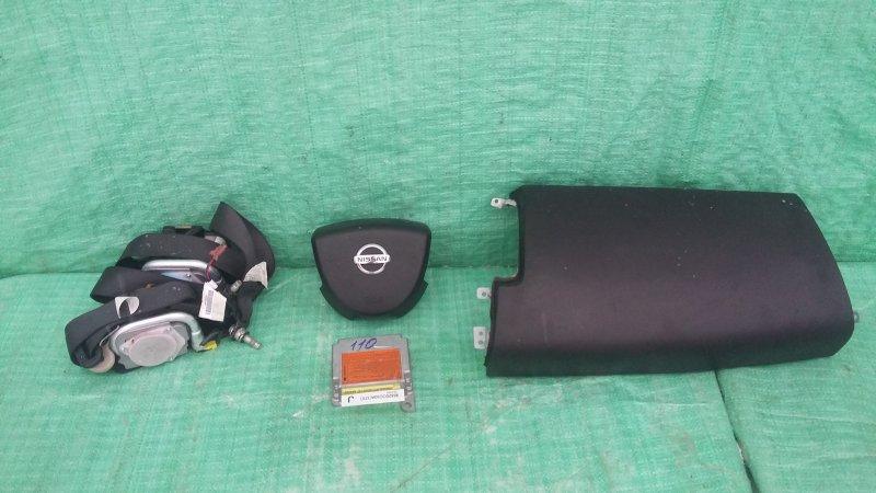 Подушка безопасности Nissan Murano Z50 2002 передняя (б/у)