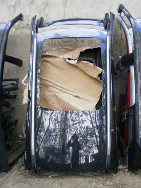 Крыша под люк Nissan Xtrail T32 2014 (б/у)