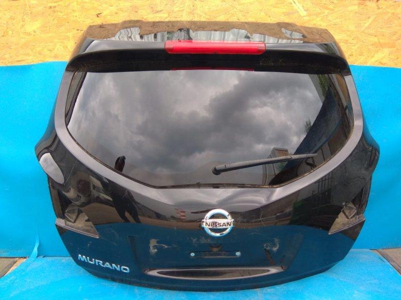 Крышка багажника Nissan Murano Z51 2007 задняя (б/у)