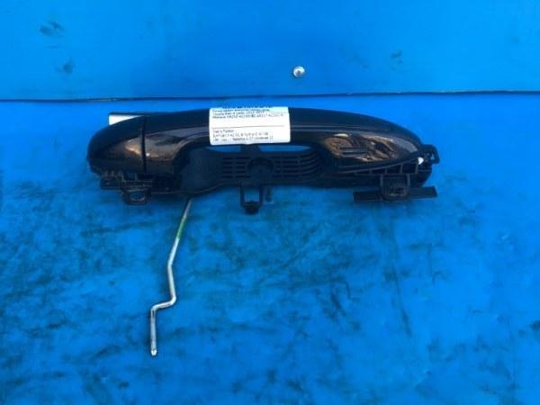 Ручка двери внешняя Toyota Rav4 Ca40 2012 передняя правая (б/у)