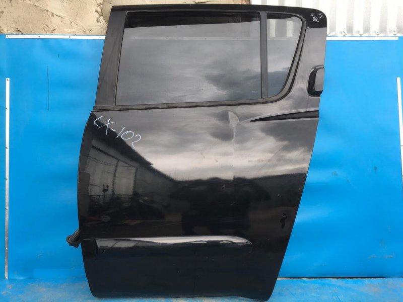 Дверь Nissan Armada 2004 задняя левая (б/у)