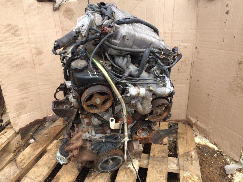 Двигатель Mitsubishi Montero 3 3.8 2000 (б/у)