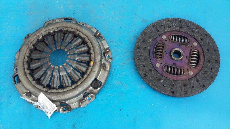 Диск и корзина сцепления Mitsubishi L200 2.5 2006 (б/у)