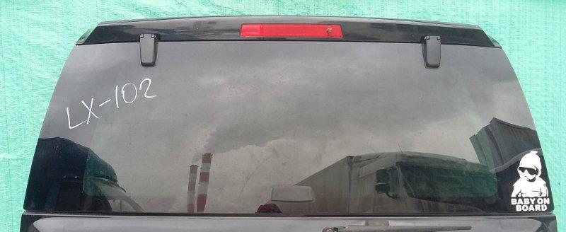 Стекло двери задней Nissan Armada 2004 (б/у)