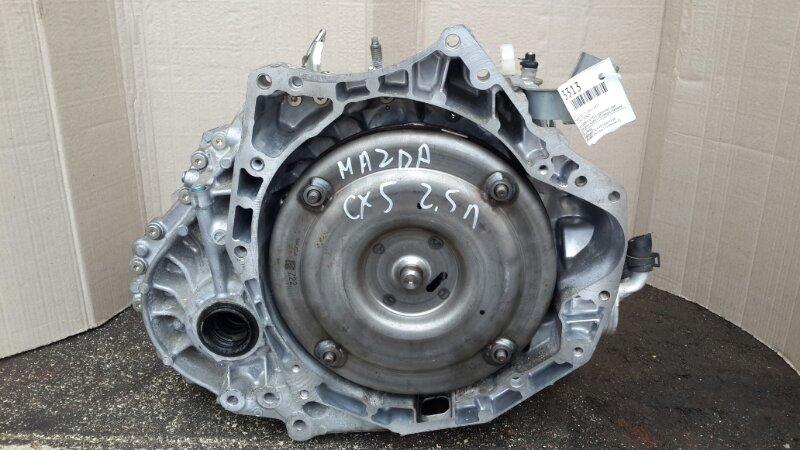 Акпп Mazda 6 2.5 2012 (б/у)