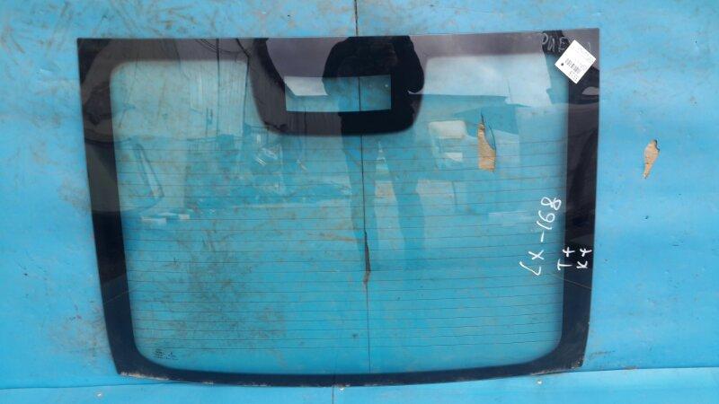 Стекло Ford Fiesta Mk6 2012 заднее (б/у)