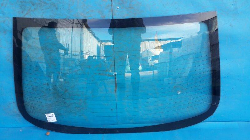 Стекло Mitsubishi Lancer 10 2007 заднее (б/у)