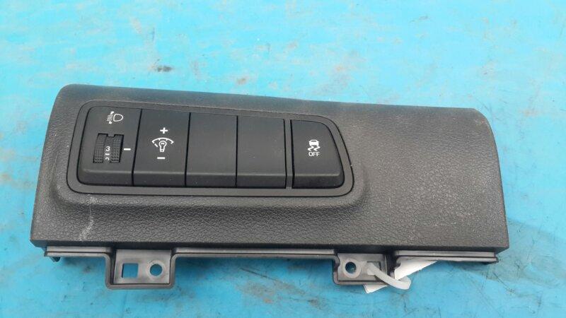 Блок кнопок Hyundai Tucson 3 2015 (б/у)