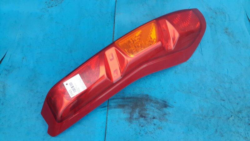 Фонарь Nissan Xtrail T31 2007 задний левый (б/у)