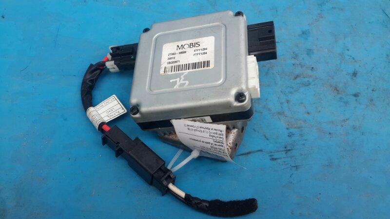 Блок управления рулевой рейкой Kia Optima 3 2010 (б/у)