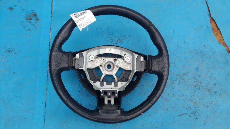 Руль Nissan Xtrail T31 2007 (б/у)
