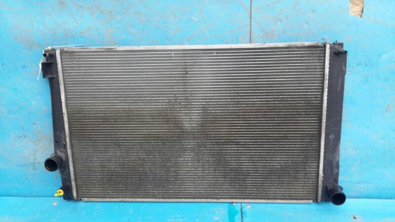 Радиатор охлаждения двигателя Toyota Rav4 Ca40 2012 (б/у)