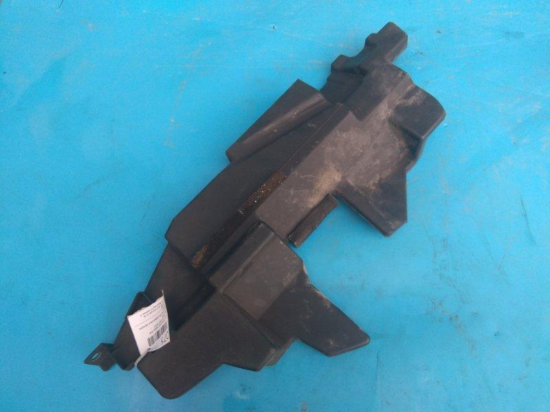 Дефлектор радиатора Nissan Xtrail T31 2007 передний правый (б/у)