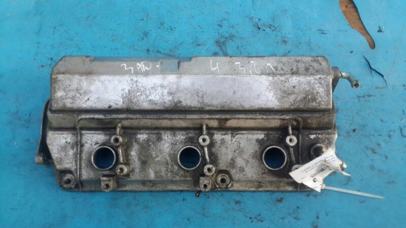Крышка клапанов Mitsubishi Pajero 4 3.8 2006 левая (б/у)