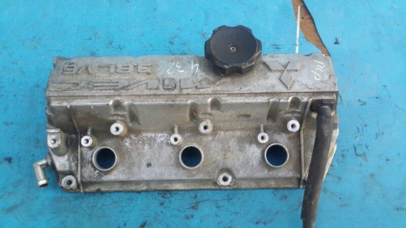 Крышка клапанов Mitsubishi Pajero 4 3.8 2006 правая (б/у)