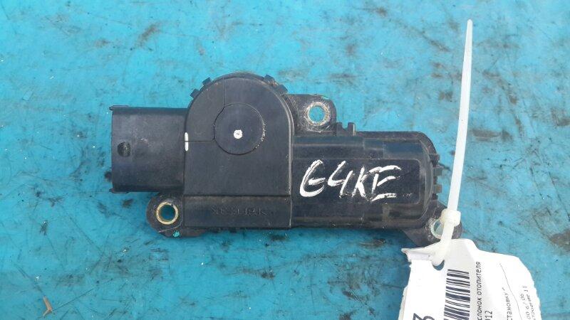 Моторчик привода заслонок отопителя Kia Sorento 2 2009 (б/у)
