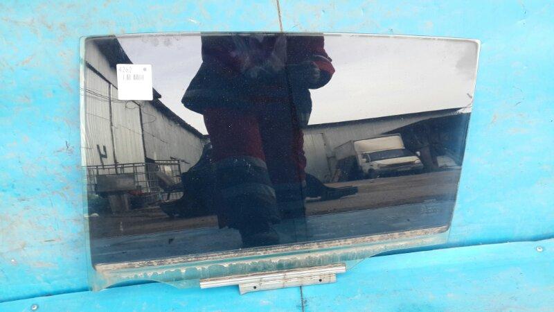 Стекло двери Toyota Rav4 Ca40 2012 заднее левое (б/у)