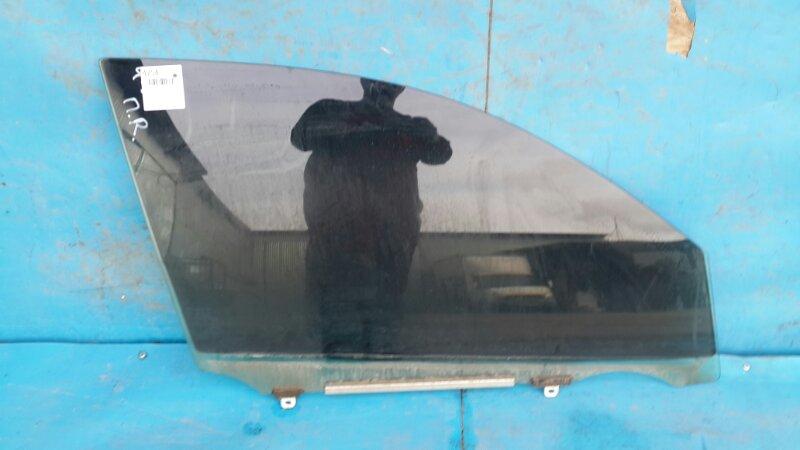 Стекло Toyota Rav4 Xa30 2006 переднее правое (б/у)