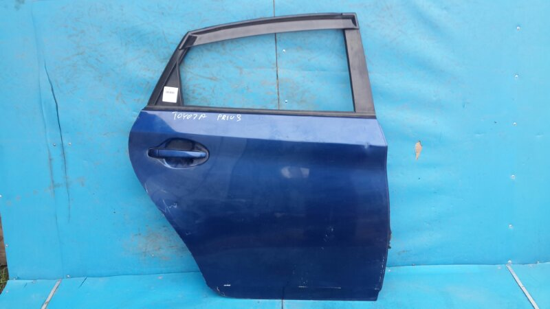 Дверь Toyota Prius 2009 задняя правая (б/у)