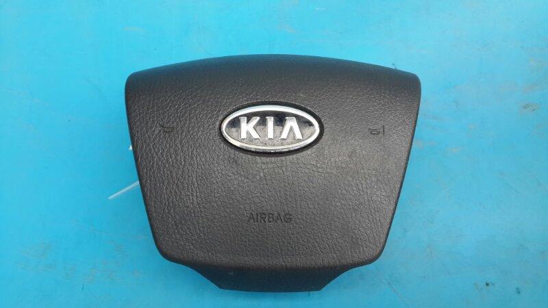 Подушка безопасности водителя Kia Sorento 2 2009 (б/у)