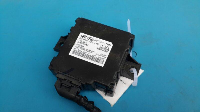 Блок электронный контроля давления в шинах Kia Soul 2009 (б/у)