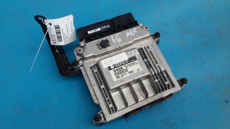 Блок управления двигателем Kia Soul 2009 (б/у)