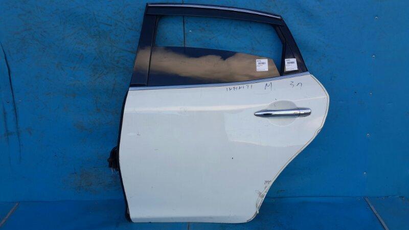 Дверь Infiniti M 2010 задняя левая (б/у)