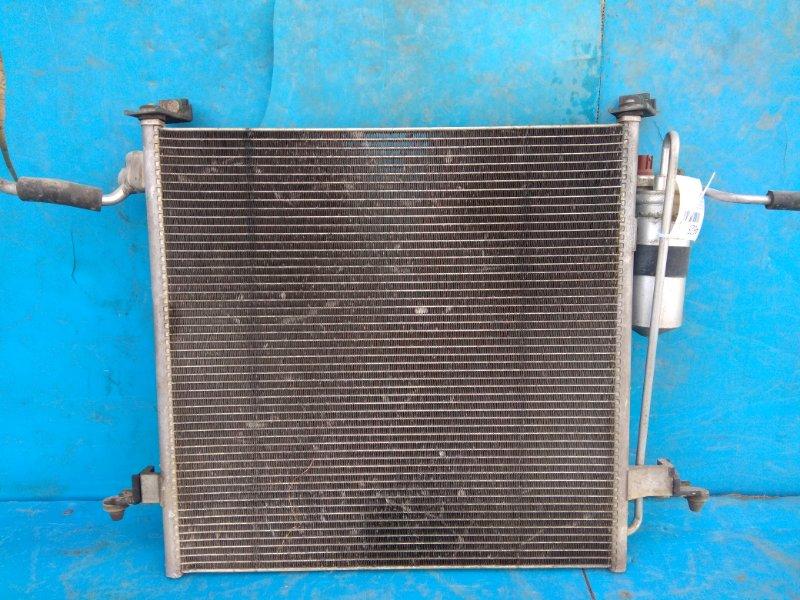 Радиатор кондиционера Mitsubishi L200 2007 (б/у)