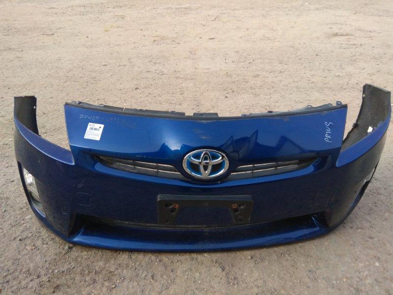 Бампер Toyota Prius 2009 передний (б/у)