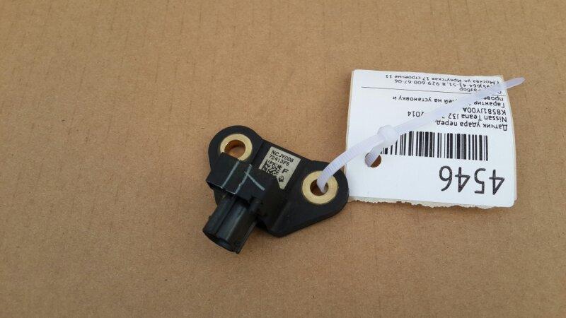 Датчик удара Nissan Teana J32 2008 передний (б/у)